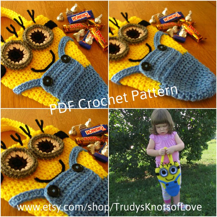 Increíble Patrón De Crochet De Halloween Regalo - Manta de Tejer ...