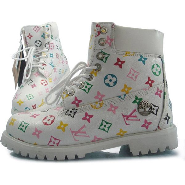 Mens Timberland 6-inch Premium Boots White-Multicolour ($71) ❤ liked on Polyvore featuring men's fashion, men's shoes, men's boots, men's work boots, shoes, boots, timberlands, mens sperry topsiders, mens work boots and mens white boots