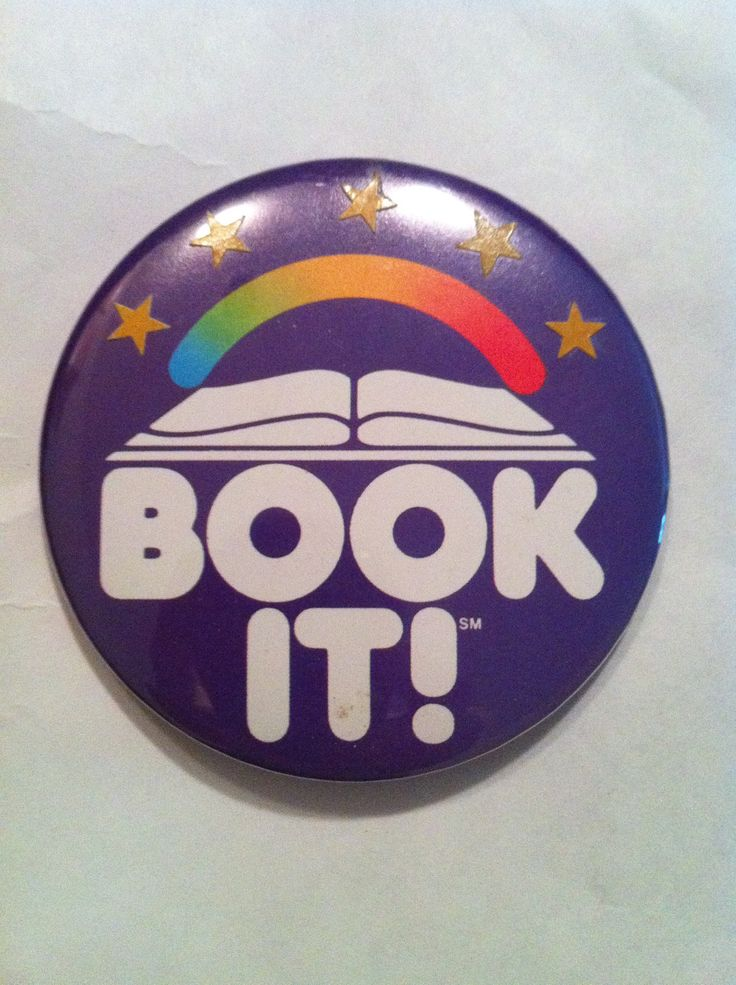Book It Button w/ stars