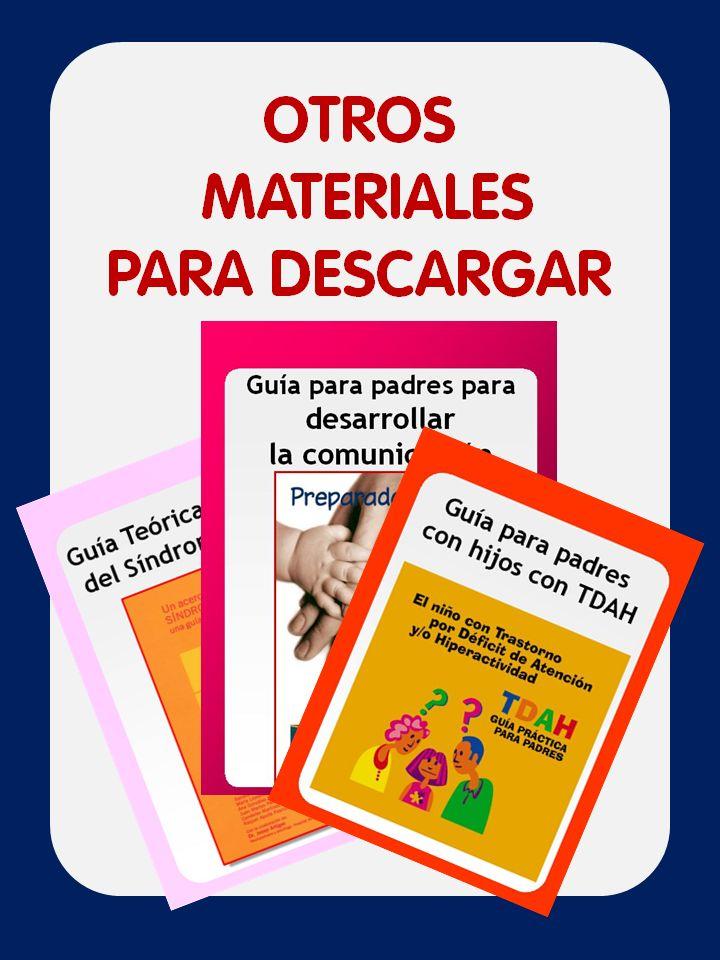 Para niños autistas, con TDAH, altas capacidades, necesidades especiales. Material descargable.