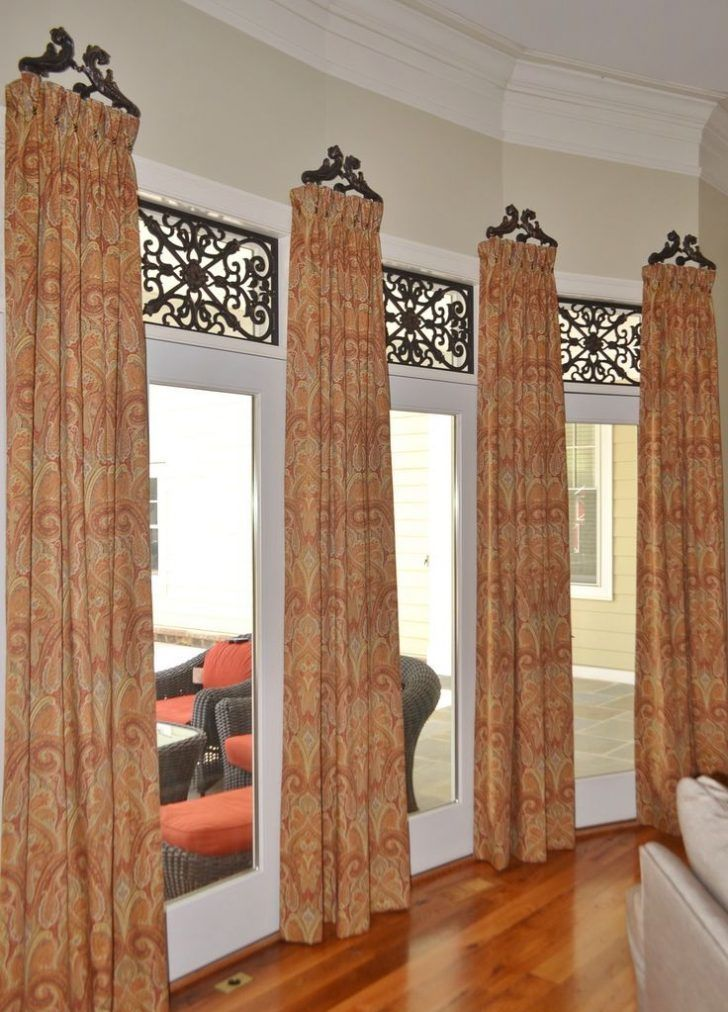 Smart Diy Small Curtain Rods For Windows Decor Ideas Transom