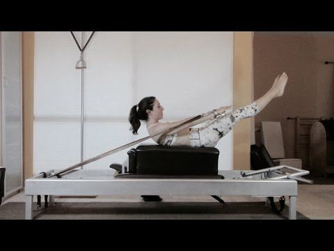 The Universal Reformer: A Brief Tutorial on the Backstroke - Pilates Andrea