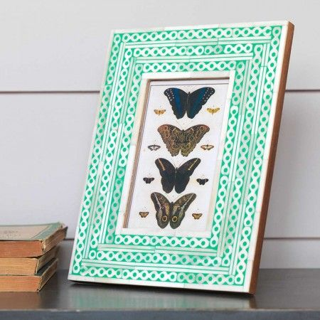 Sea Green Picture Frame - Gifts For Her - Gift Guide