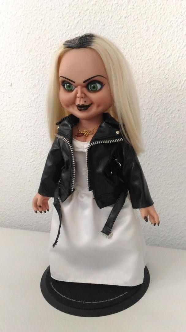 Pin By Marie Antoinette On Bride Of Chucky Dolls Bride Of Chucky Doll Chucky Doll Bride Of Chucky