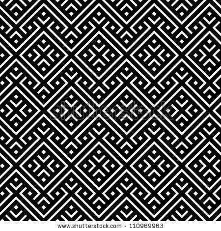 japanese kimono patterns black and white - Google Search