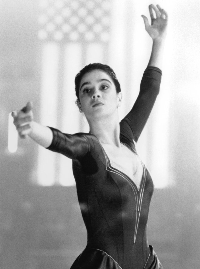 "Moira Kelly... ""Toe Pick""~ The Cutting Edge, my favorite figure skating movie :)"