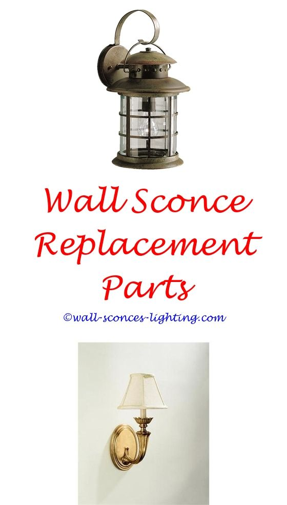 Tall Wall Lamps | Wall sconces, 36 inch vanity and Wrought iron
