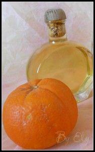aranciAlcolicoNon alcolico AmarettoEstratto di Mandorle (1/2 cucchiaino) o sciroppo di orzata Brandy di meleSucco di mela, succo di mela concentrato zuccherato, sidro di mele,