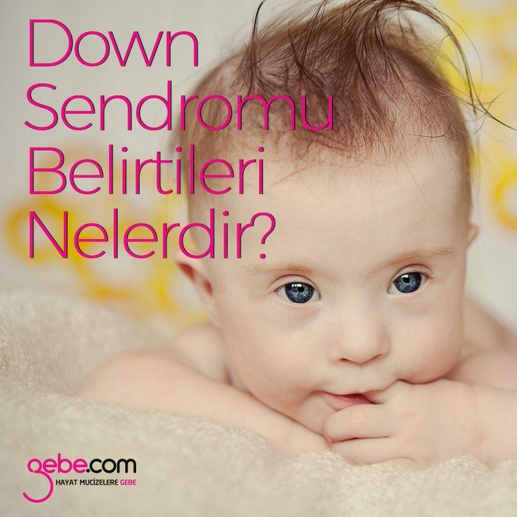 Bebeklerin doğduğu andan itibaren kendini belli eden bir hastalık olan Down Sendromu, anne karnında veya doğum sonrası nasıl teşhis edilir? ▶️goo.gl/xF9i0S