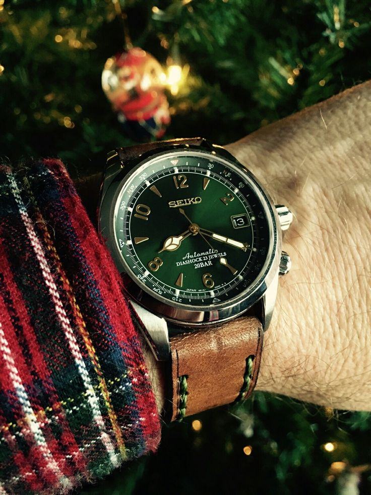 how to use seiko alpinist compass