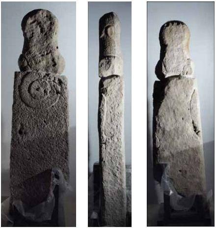 Hallan en Beire la estatua más antigua de Navarra, de la Edad del Hierro - Arqueología, Historia Antigua y Medieval - Terrae Antiqvae