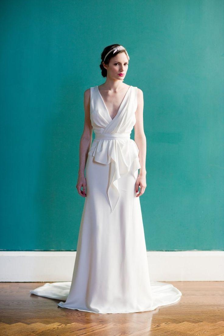 838 best Wedding Dress images on Pinterest | Short wedding gowns ...