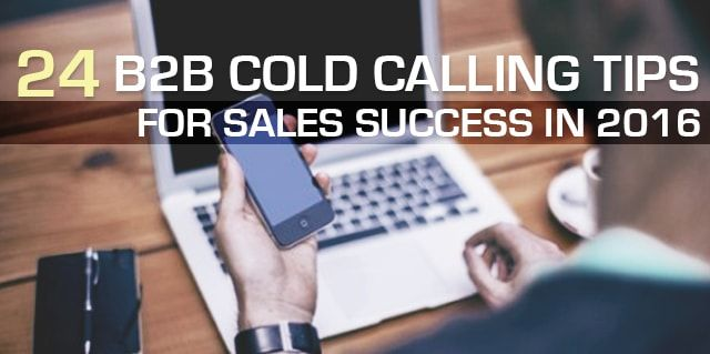 People say cold calling is dead because they work the phones like it's 1995. Here's how fast-growing companies cold call to drive revenues in 2016.