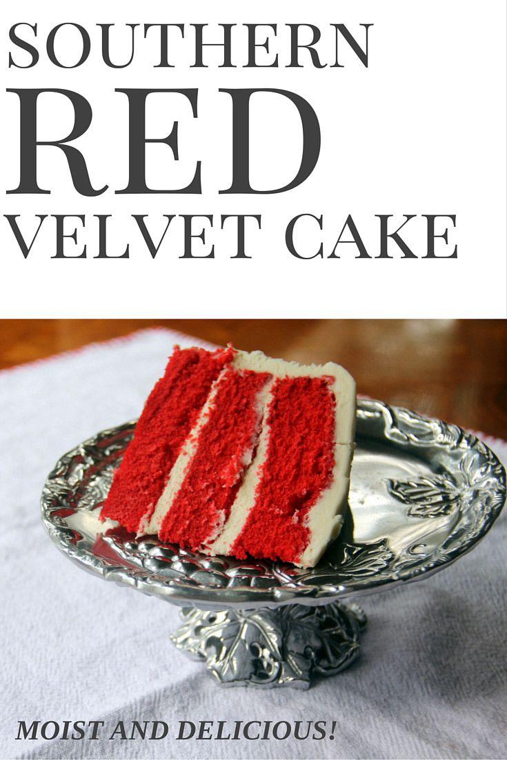how to make basic red velvet cake