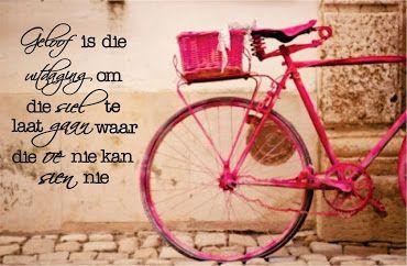 Geloof is...