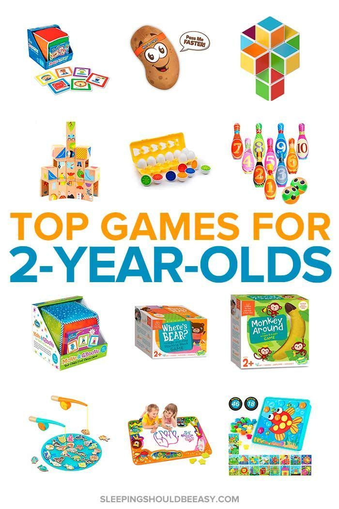 Looking for Games for 2 Year Olds? Here Are Our Top Picks