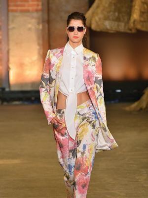 :: Floral Blazer :: CLEO.co.id! ::
