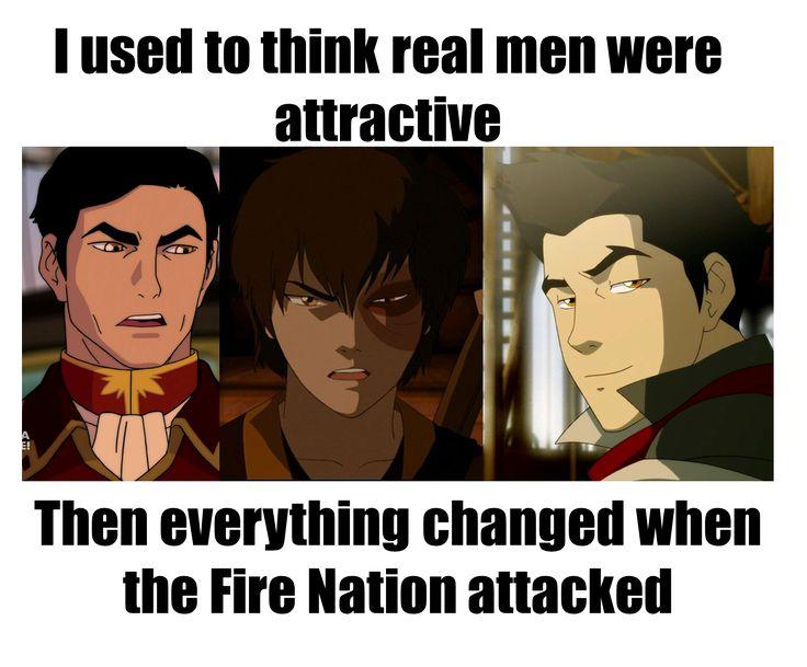 Zuko is my favorite! Then Mako. Then Iroh II. But Iroh's voice.... Idk, he might be tied with Mako...
