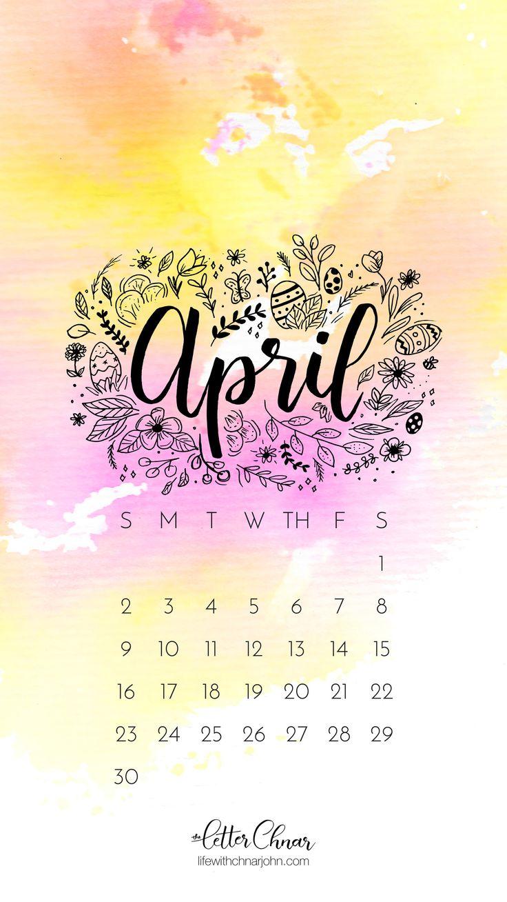 April Calendar Screensaver : Best ideas about calendar wallpaper on pinterest