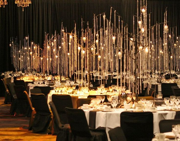 25 best ideas about gala decor on pinterest willow for Annual function decoration