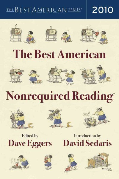 dave eggers essay topics Npr coverage of dave eggers: news, author interviews, critics' picks and more   october 1, 2004 • writer sarah vowell offers an essay on the idea of creating.