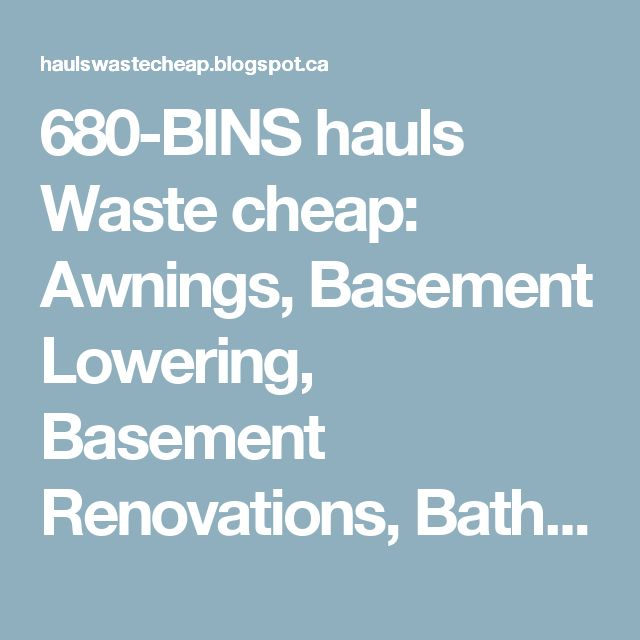 19 Best Waste Management Bins Calgary Images On Pinterest