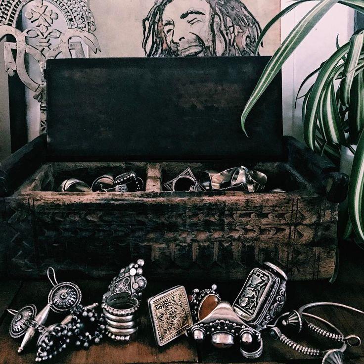 Украшения в стиле бохо. Bohemian style jewelry