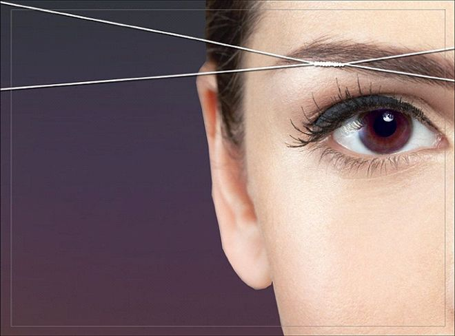 Pros and Cons of Brow Threading, Waxing, or Tweezing. What's your preferred method for taming eyebrows?
