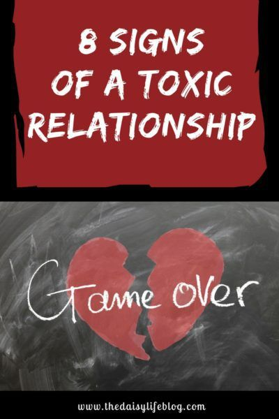 Toxic relationships lack respect, trust and communication. It can be difficult to recognize the signs. But It's valuable to know what they are.