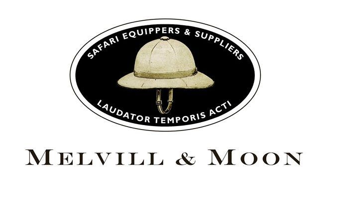 M&M manufacture a broad range of high end handmade safari luggage, campaign furniture, canvas and leather safari accessories and safari-style seat covers which are made from 100% old fashioned cotton canvas. http://www.melvillandmoon.com/ #RhinoSummit2014