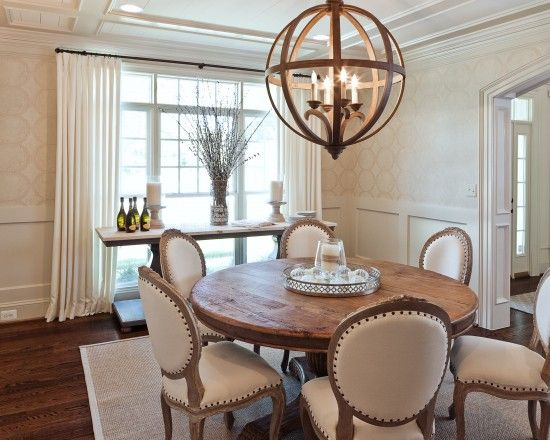Dining Room Decorating Farmhouse Style Design, Pictures, Remodel, Decor and Ideas - page 24