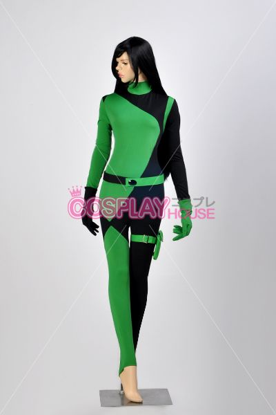 8 best Shego Costume images on Pinterest | Cosplay costumes ...