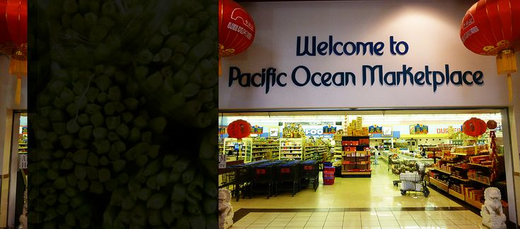 Pacific Ocean Marketplace (def need to check it out... have been finding the selection at King Sooper/Safeway to be severely lacking)