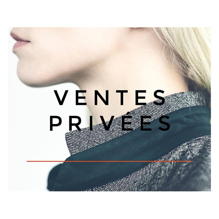 """Mi piace"": 125, commenti: 8 - @margauxlonnberg su Instagram: ""Ventes privées d'hiver -30% à -70% sur la collection fall-winter 16 et outlet  Vendredi 2 au…"""