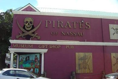 Top pirate sites and events for families