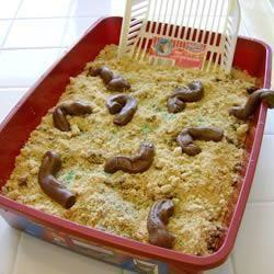Gâteau litière de chat @ qc.allrecipes.ca