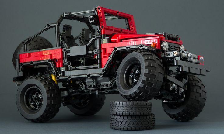 Mod of rm8's Toyota FJ40 by Madoca. FJ40 Crawler MOD | by NikolayFX