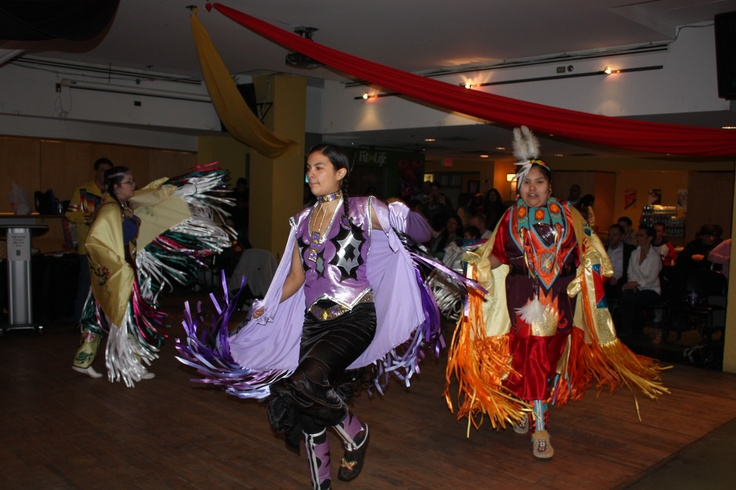 Female Dancers Of Four Sacred Colours