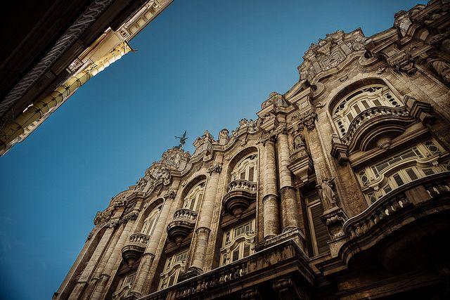 "© Andrés Felipe Matiz López, ""Gran Teatro"", La Habana Cuba, 2012.  #BAC #fotografia #contemporanea #photography #contemporary #art #arte #bogota #cuba"