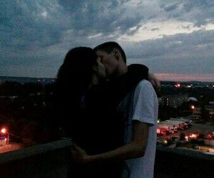CoupleElegant romance,  cute couple,  relationship goals, prom, kiss, love,  tumblr, grunge, hipster, aesthetic, boyfriend, girlfriend, teen couple, young love
