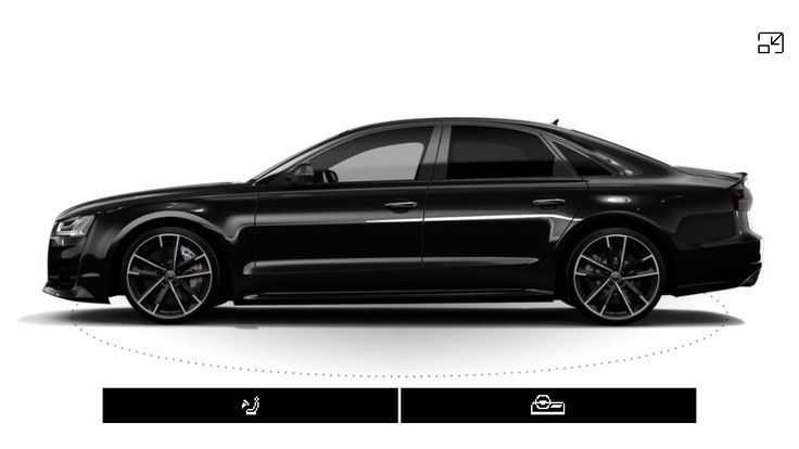 Brutal Black On Black Audi S8 Plus Luxury Cars Pinterest