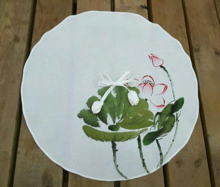천아트-연꽃(상보) : 네이버 블로그