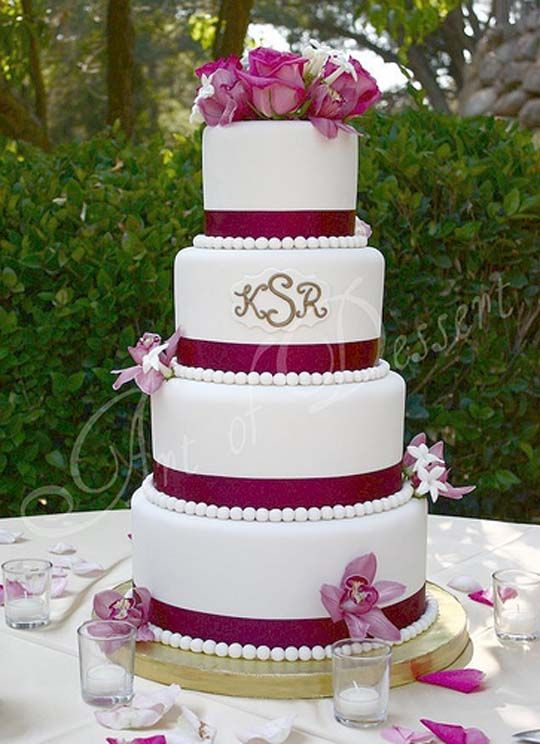 The Most Beautiful Wedding Cakes Simple Wedding Cake Ideas For Summer