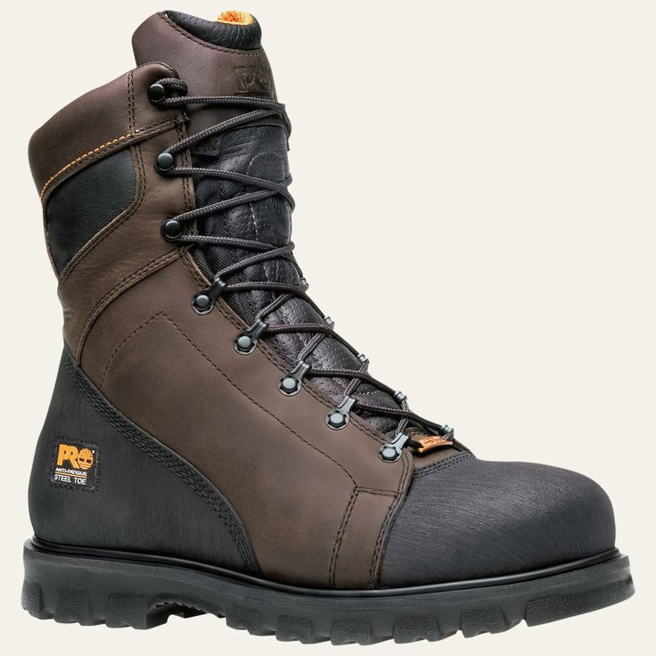 The Timberland PRO Rigmaster series of steel toe boots provides exceptional  traction. Shop Timberland for work boots and work shoes.