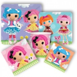 Lalaloopsy Deluxe Party Pack