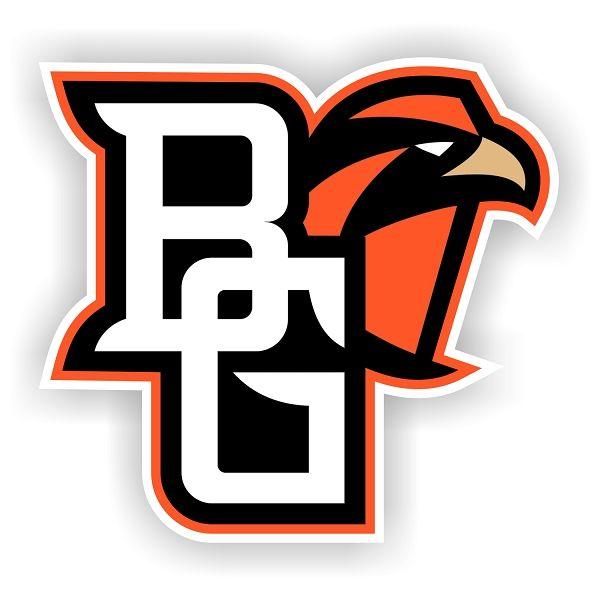 Bowling Green State University Logo Die Cut Decal / Sticker  4 Sizes