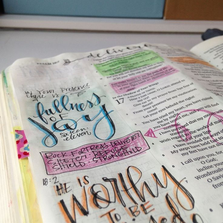 Bible Journaling: What I've Learned and what I use... — Valerie Wieners Art