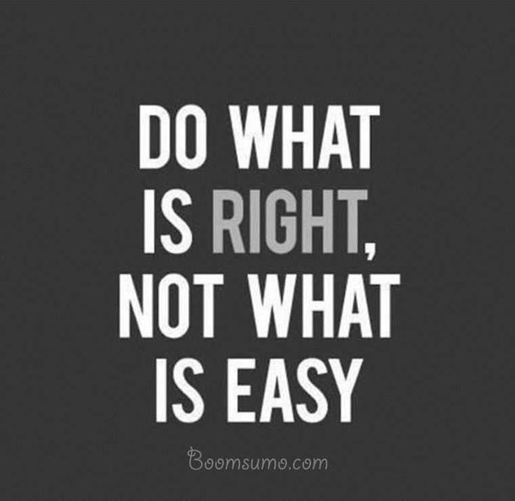 Inspirational life quotes Do What is Right: Inspir…