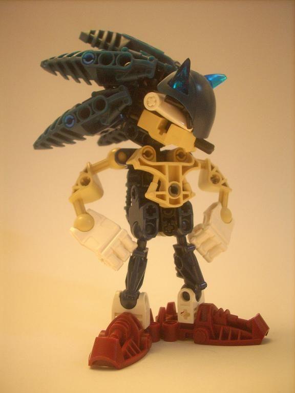 Bionicle Sonic the Hedgehog