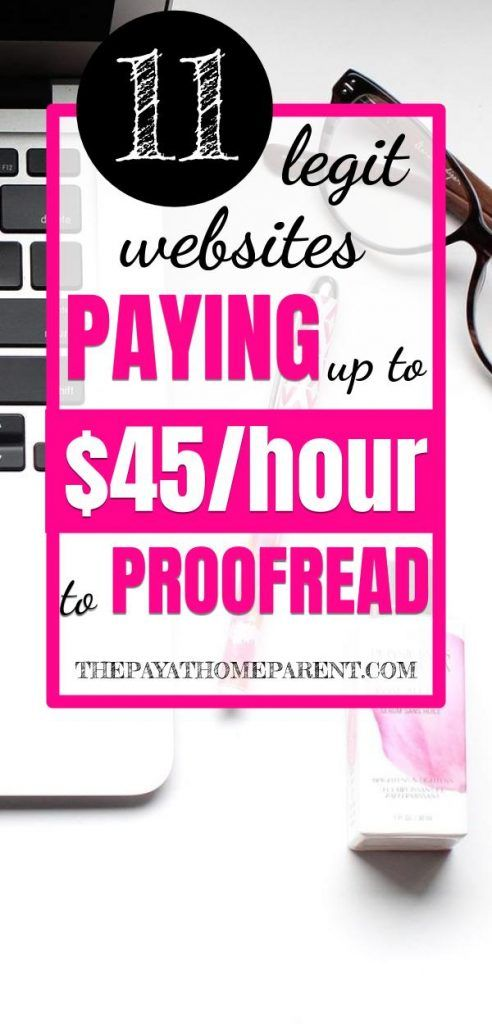 11 Best Places to Find Proofreading Jobs from Home